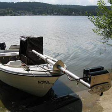 Small Boat Mount